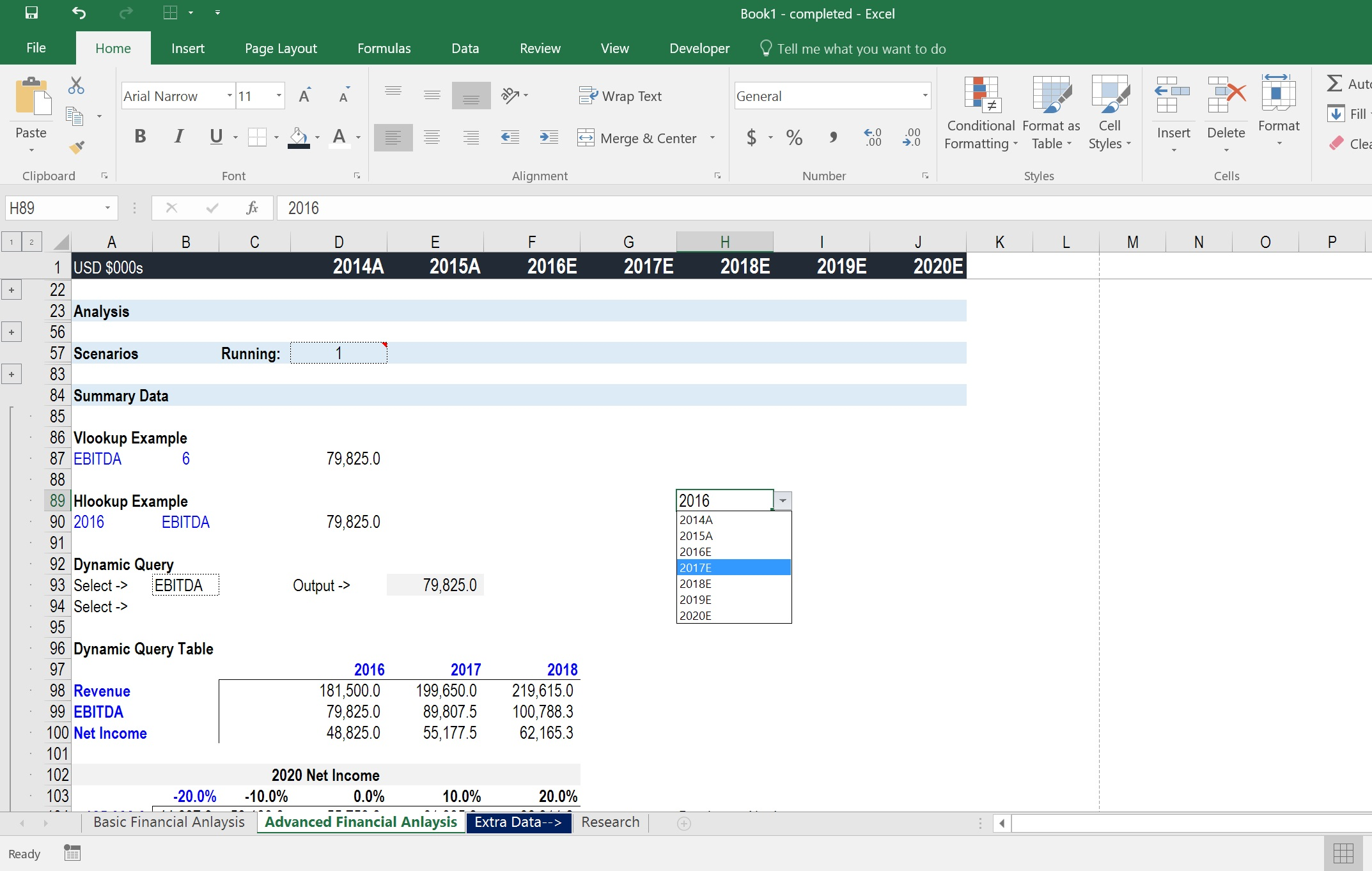 Learning Spreadsheets Online Free