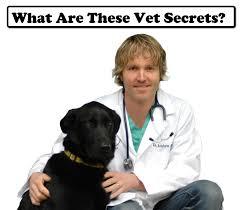 vet secrets