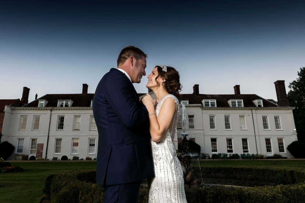 wedding photography gosfield hall