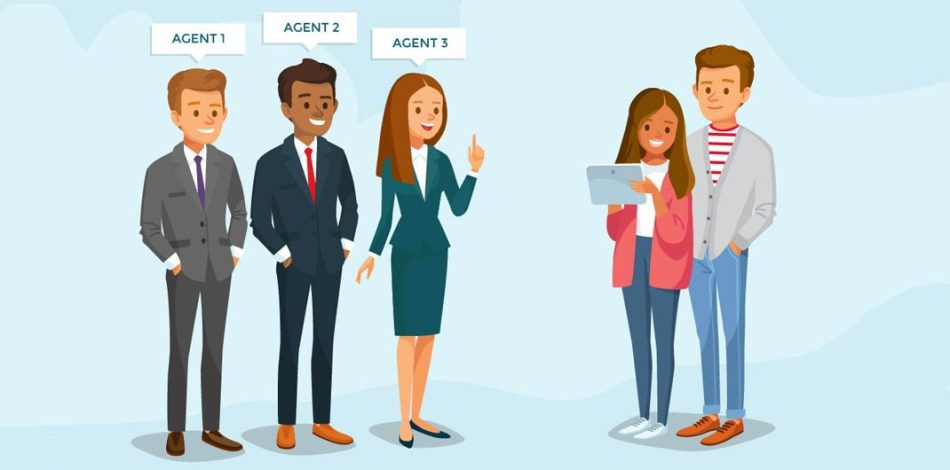 How to Find a Quality Real Estate Agent Online - Perfect Agent