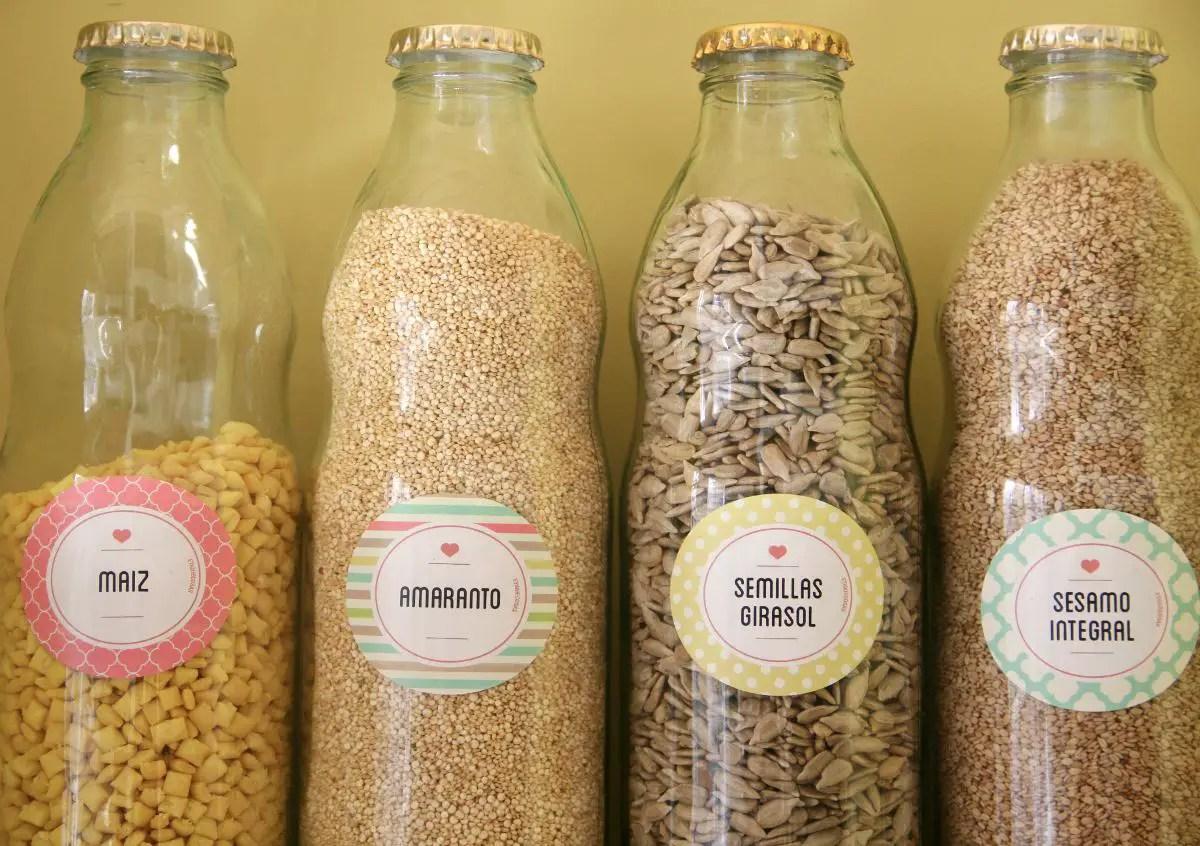Utiliza Botellas para Crear Adornos Creativos  Ideas Perfectas