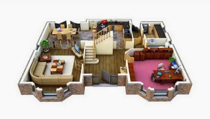 ¡Los 20 Inteligentes Planos 3D Que Deberías Usar Para