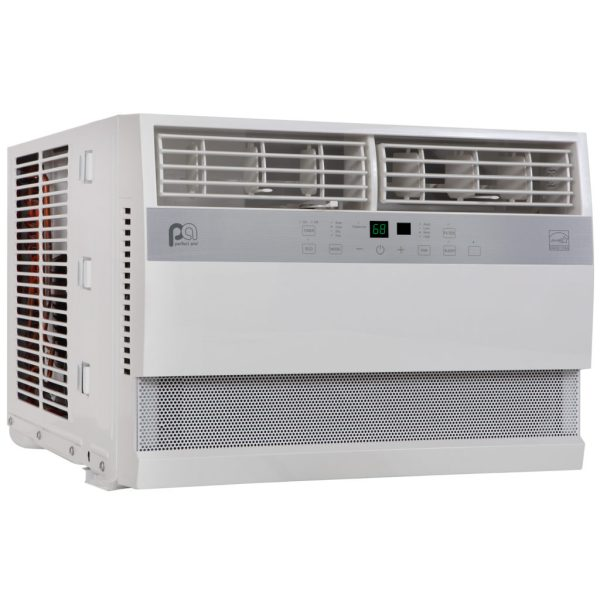 000 Btu Flat Panel Window Air Conditioner - Perfect Aire