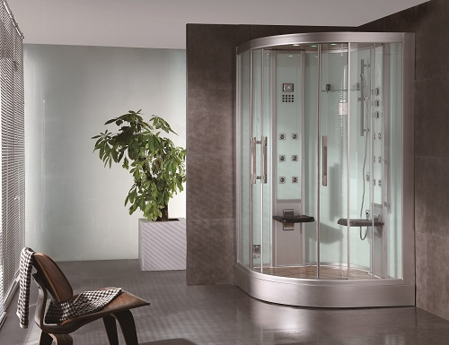 DZ962F8 2 Person Steam Shower 4725x4725x89 Perfect