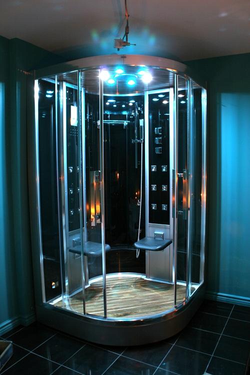 DZ962F8 2 Person Steam Shower 4725x4725x89 Perfect Bath Canada
