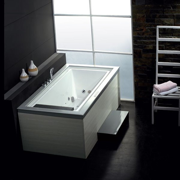 Whirlpool Bathtub For One Person AM146 Perfect Bath Canada