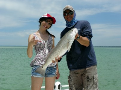 Port St Joe Bay Redfish
