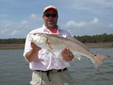 Rob's Indian Pass Redfish