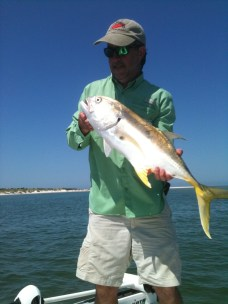 Kurt's beautiful Cape San Blas Jack Crevalle