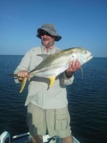 Rich's big St. Joe Bay Jack Crevalle