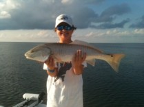 Wiiliam's pretty St. Joe Bay Redfish