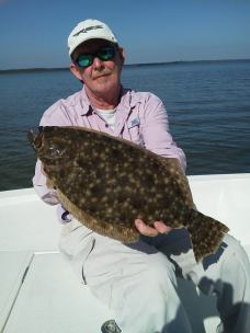 Don's Indian pass Flounder