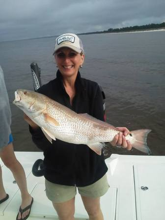 Cape San Blas Redfish