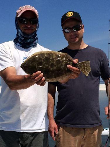 Flounder St Joe Bay