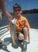 Christopher Speckled Trout St Joe Bay
