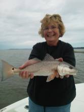 Donna's Indian Pass Redfish