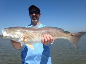 Indian Pass Redfish for Joe