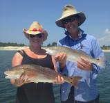 Port St Joe Redfish