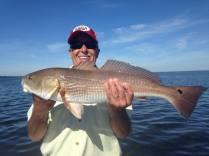 Donny's St Joe Bay Redfish