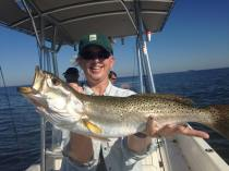 Laura's Big St Joe Bay Trout