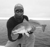 Redfish Capt Dan