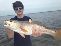 Gamble's Port St Joe Redfish 1