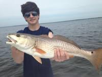 Gamble's Port St Joe Redfish 1