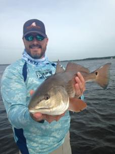 John's Port St Joe Redfish 1