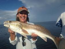 Cape san Blas Fishing Charters Redfish