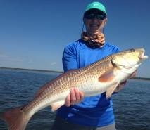 redfish fishing charters cape san blas