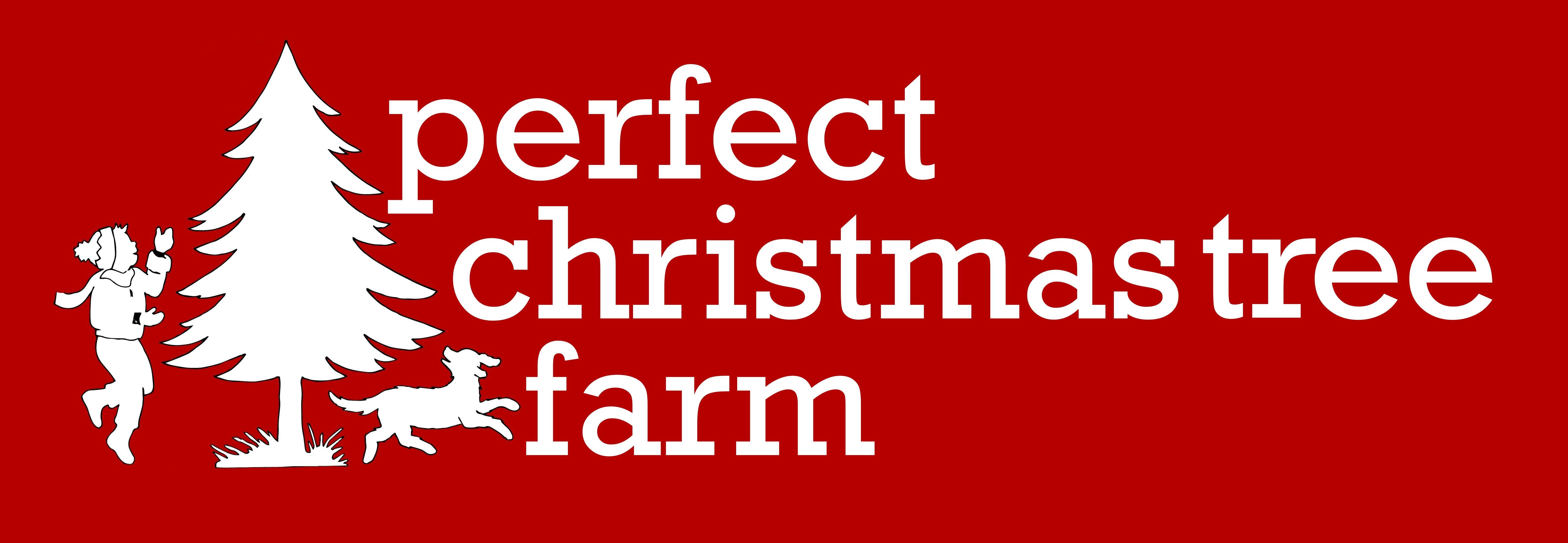 Christmas Tree Farm Logo.3 2 Christmas Tree Logo Med Wider 2 Perfect Christmas Tree