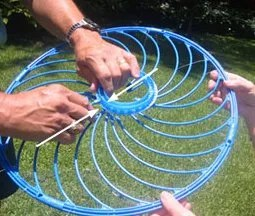Perfect Circle Net Thrower