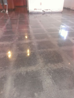 Polished Concrete  Micro Topping in Miami  Micro Topping