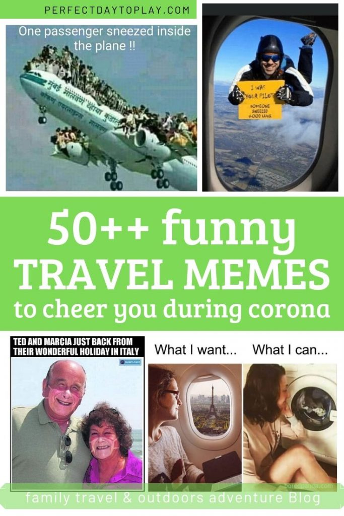 2020 Funny Quotes : funny, quotes, Funny, Travel, Memes, Jokes, Cheer, During, Covid