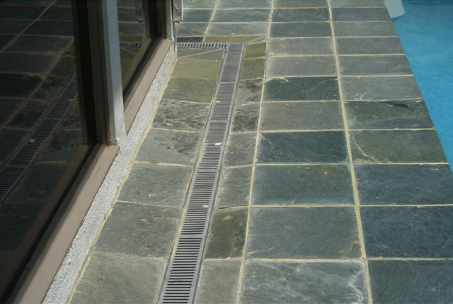 PERFECT DESIGN PATIOS  Residential Drainage