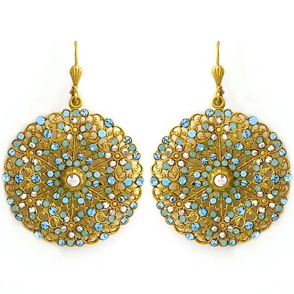Catherine Popesco Jewelry Bejeweled Gold Vintage