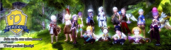 First official guild photoshoot!