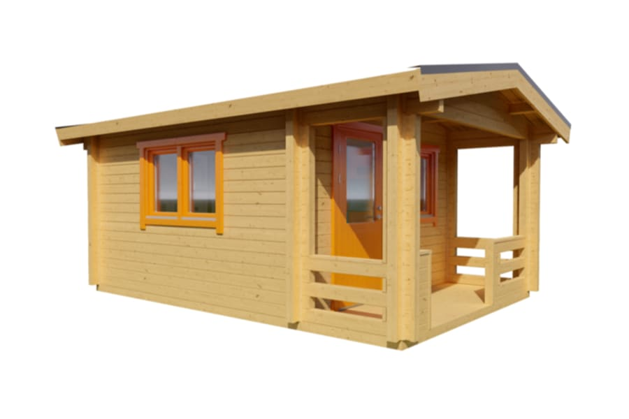 Thinking About Buying a Log Home? Interesting Log Home Decoration Ideas