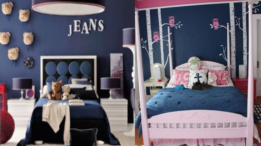 Exclusive Color Concepts of Teenage Girl Bedroom Design in Year 2019