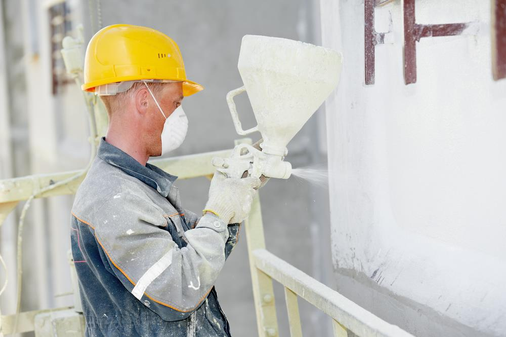 Airless Paint Sprayer | Spray Painting Walls - A Step-By-Step Guide