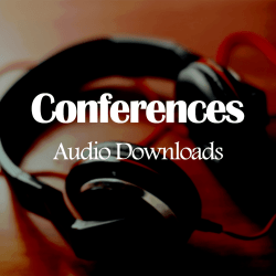 Audio Downloads- Conferences