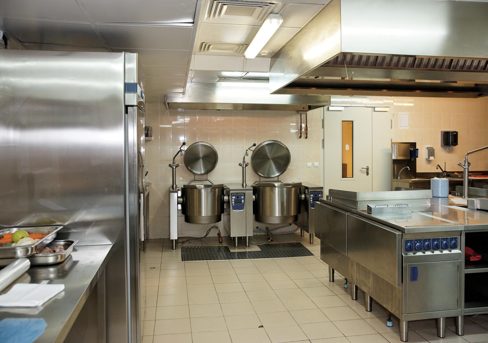 Kitchen Vent Hood Repair