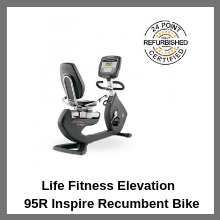 Inspire Upright Exercise Bike (2)