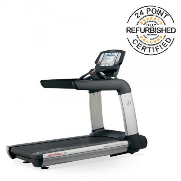 Life Fitness Elevation 95T Engage Treadmill - Refurbished