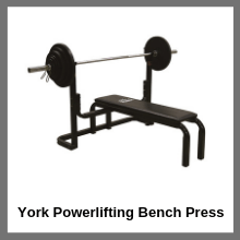 York Barbell Powerlifting Bench