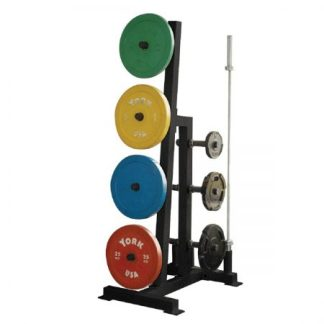 York Barbell Olympic Single Sided Plate Tree
