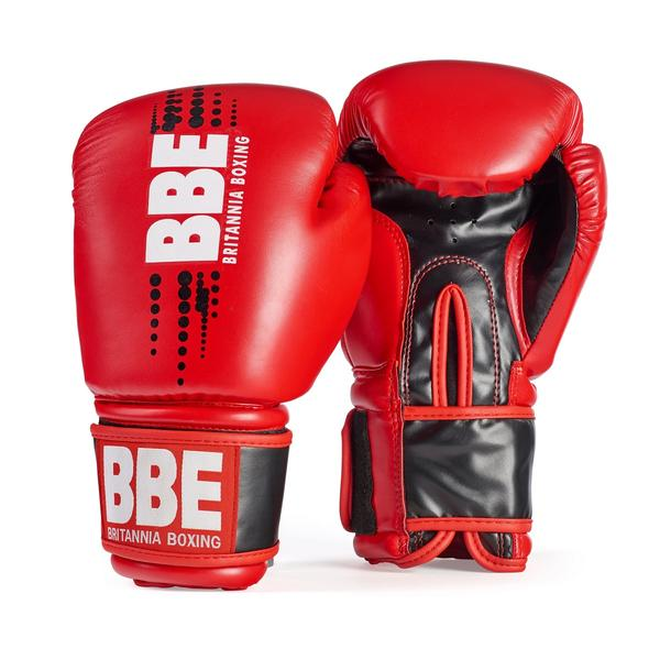 BBE CLUB Leather Punching Bag Mitts1