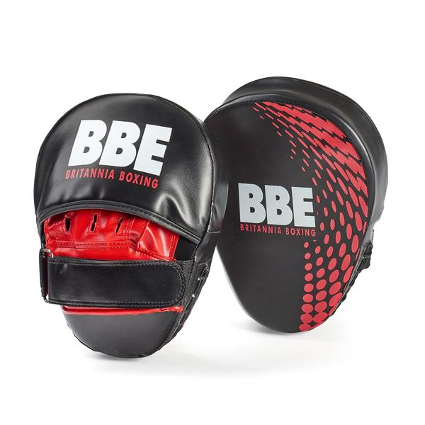 BBE FS Curved Hook & Jab Pads1