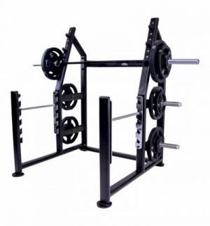 Lifemaxx Commercial Squat Rack