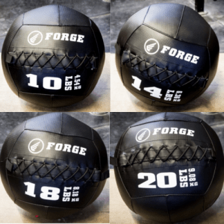 Forge Fitness Wall Ball Set